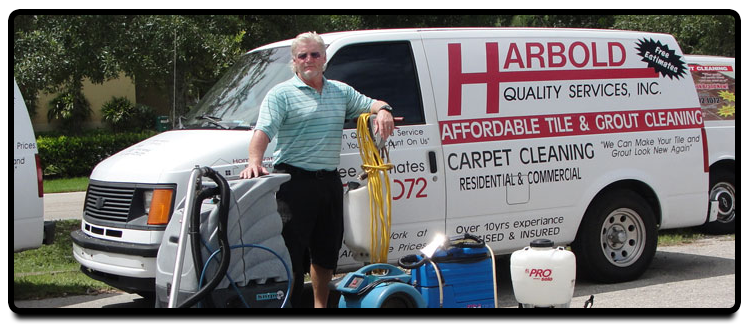 Harbold Quality Tile and Grout and Carpet Cleaning Services Naples